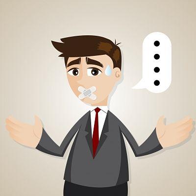 El silencio como estrategia de comunicación