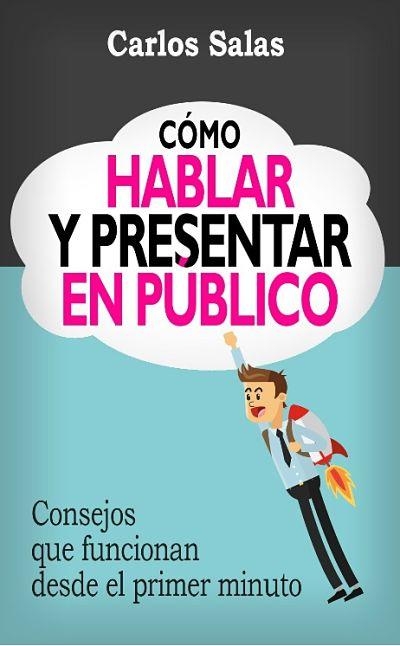 Un librito que te muestra las claves para hablar mejor en público